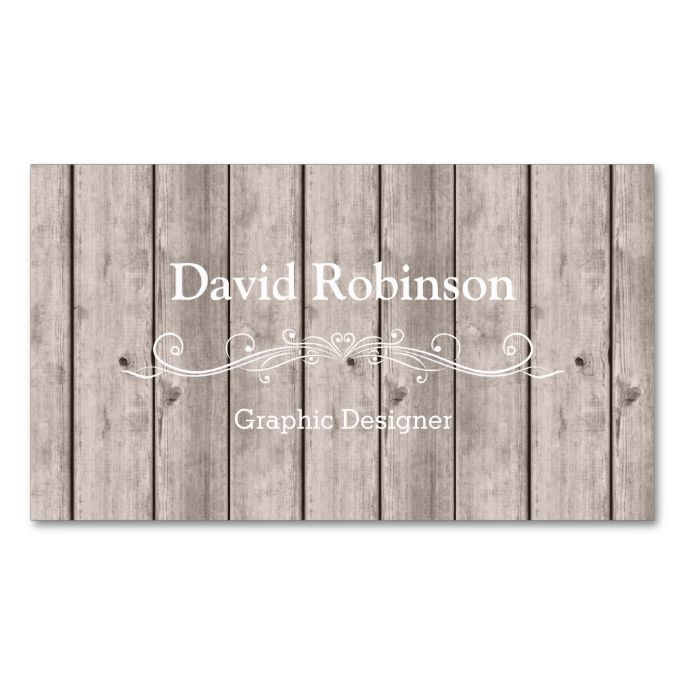 The 2192 best rustic business card templates images on pinterest cool rustic country wooden texture look business card reheart Choice Image