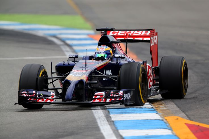 2014 German Grand Prix, Hockenheimring, Germany #STR9 #GOTOROROSSO #GermanGP #Hockenheimring #F1