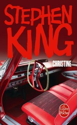 Christine by Stephen King = big fan of Stephen King. This is definitely one of my favourites by him