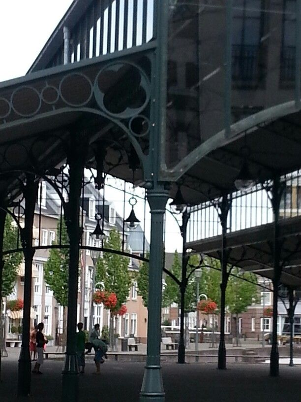 Markthal Brandevoort Helmond