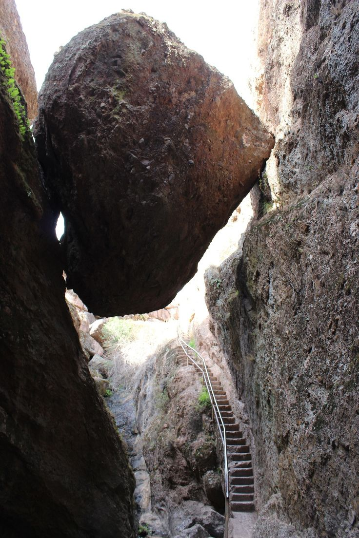 Bear Gulch Cave and Reservoir Hike in Pinnacles National Park | One Cool Thing Every Weekend