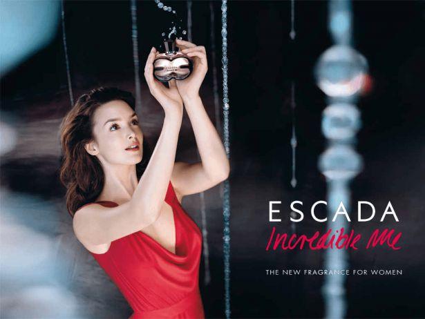 Muzyka z reklamy perfum Escada Incredible Me