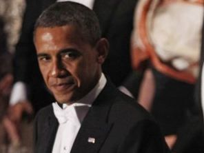 This was funny too!! President Obama speaks at the 67th Annual Alfred E. Smith Memorial Foundation Dinner
