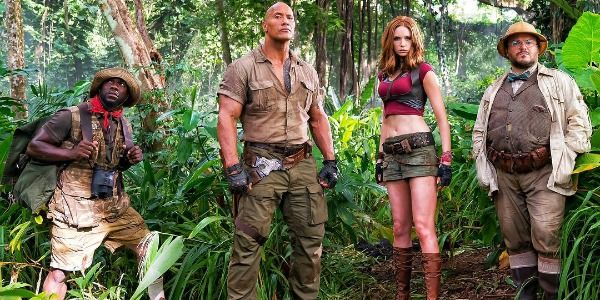 When The First Jumanji Trailer Will Hit #FansnStars