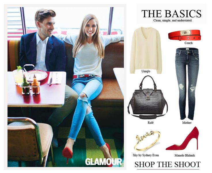 Shop the Glamour Shoot - OLIVIA PALERMO
