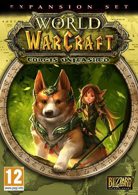 World of Warcraft: Corgis Unleashed - via Reddit, Kannislol.  Not lying, I would play it.