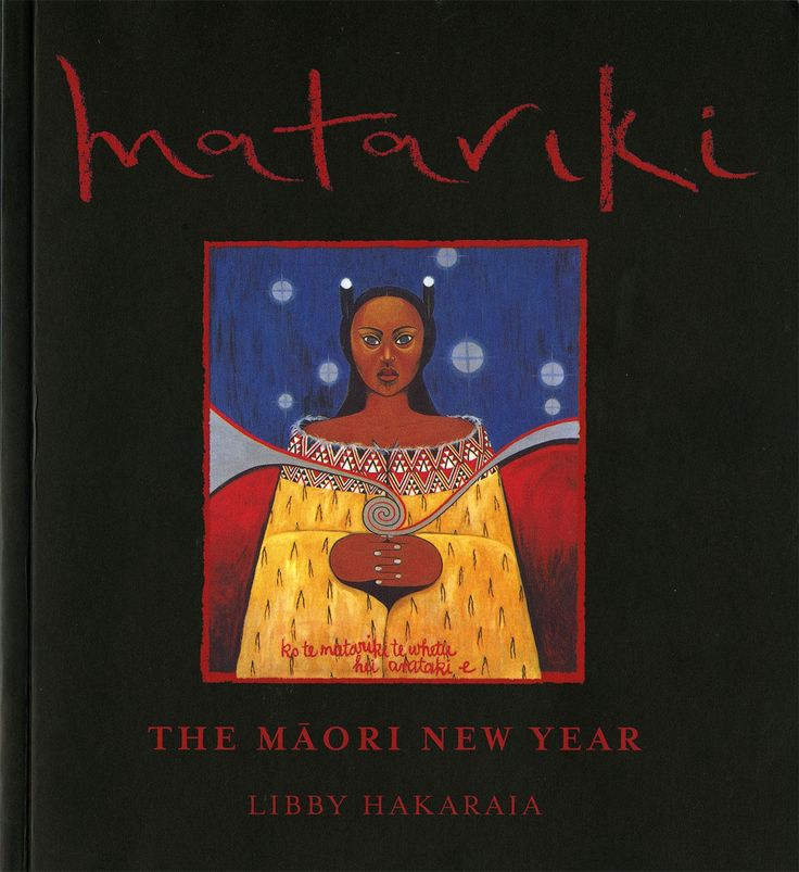 A book all about the Matariki constellation