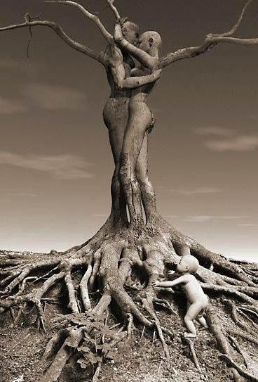Where love rules, there is no will to power; and where power predominates, there love is lacking. The one is the shadow of the other. ~Carl Jung