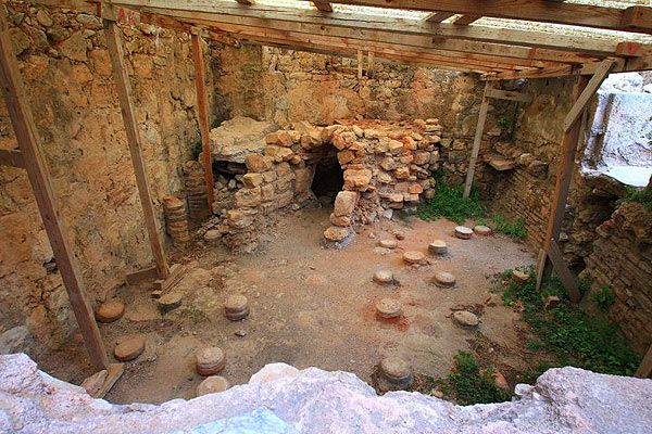 Aptera Archaeological Site - Chania