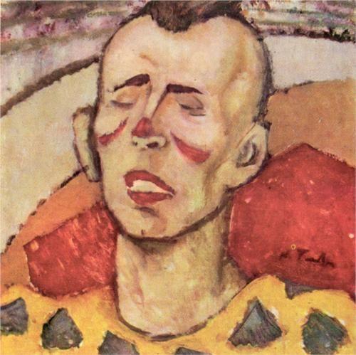Nicolae Tonitza (Romanian: 1886-1940)   Clown