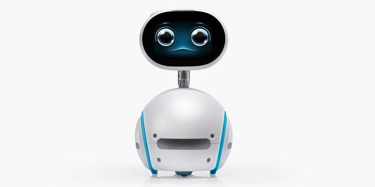 Der auf der Computex präsentierte Asus Zenbo ist Haushaltsroboter im Smart Home, Entertainer und Smart-Home-Zentrale. Er soll nur rund 540 Euro kosten.
