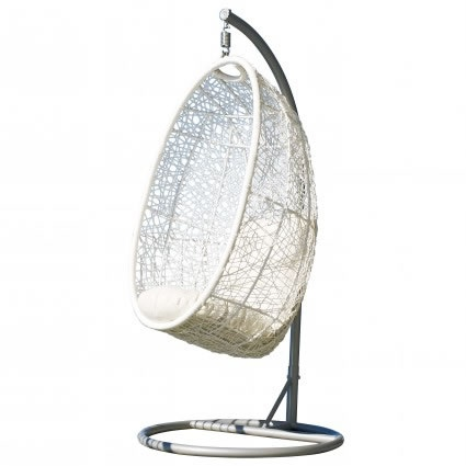 Hanging Egg Chair from Domayne