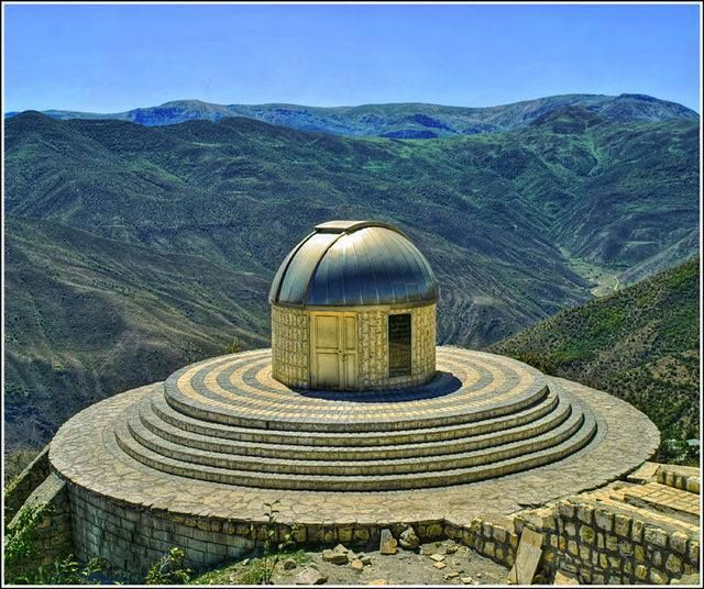 Alasht observatory, Alasht, Mazandaran - Iran