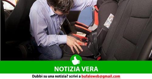 Attualià: #NOTIZIA #VERA #Seggiolini da 1 gennaio cambiano le norme (link: http://ift.tt/2hIJmWf )