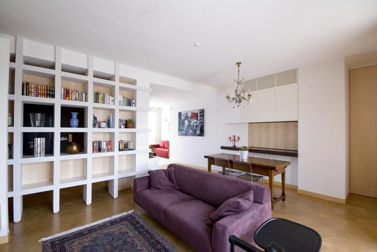 living room - Bisceglie