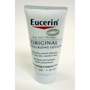 Eucerin is another tattoo aftercare product that is popular in the marketplace, similar to Aquaphor (same manufacturer).