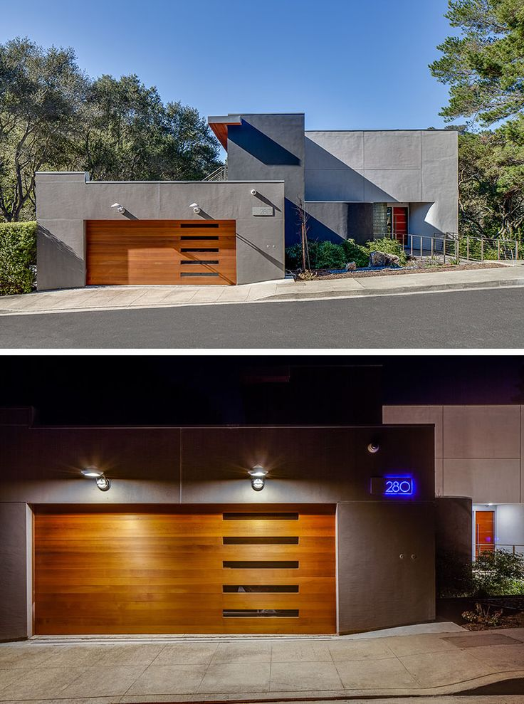 Best 25 modern garage doors ideas on pinterest for 18 x 10 garage door