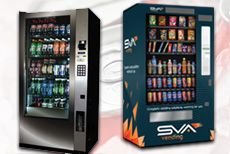 SVA Vending sells vending machines to a variety of businesses with a range of different products. For a small investment yet large yield, SVA Vending is the way to go.