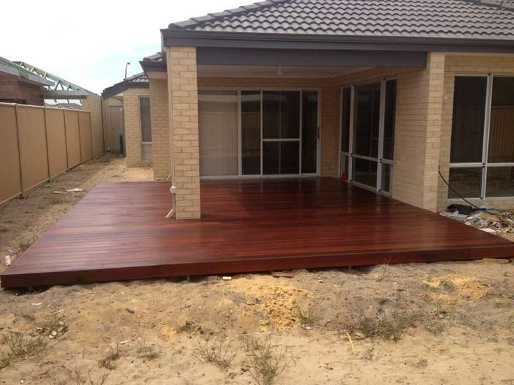 Alfresco Decking House Ideas Timber Deck Alfresco
