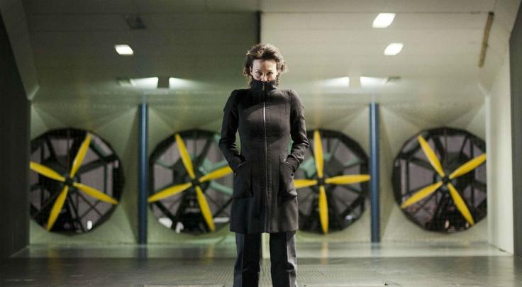 Helen McCrory in 'Flying Blind'