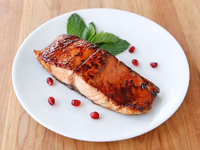 rosh hashanah salmon recipe