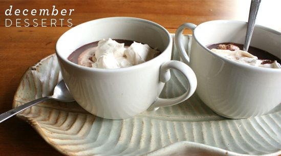 Hot chocolate with salted-caramel whipped cream via @PureWow Get the recipe.