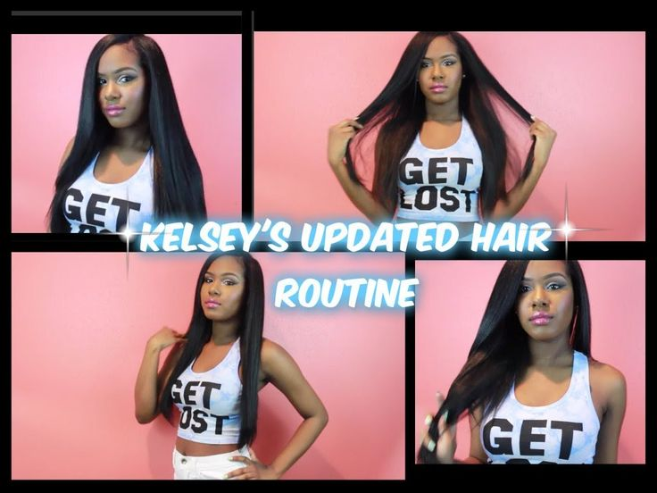 How To Get Thick Natural Hair Bone Straight
