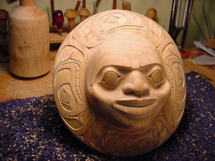 Tsimshian Art By John C Hudson