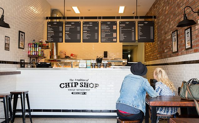 fish and chip shop in australia - Google Search