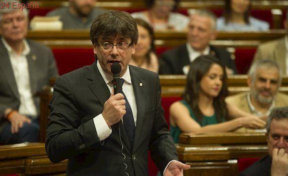 El Tribunal Constitucional suspende la vía exprés para aprobar las leyes de la independencia catalana