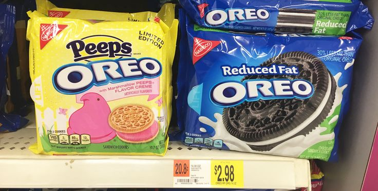 Full-Size Nabisco Oreo Cookies, $2.11 at Walmart!