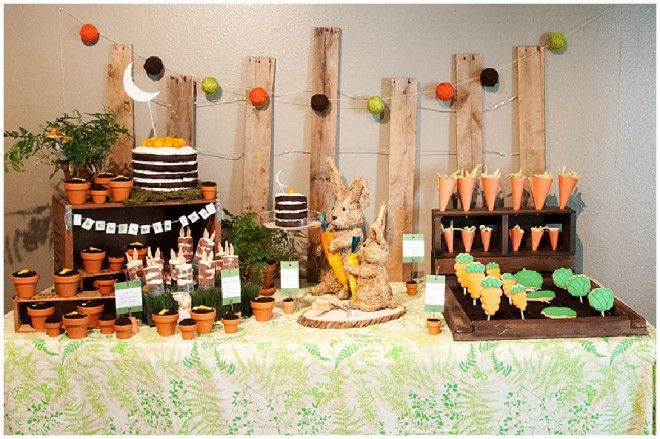 guess how much i love two dessert table by one stone events