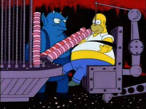 Homer and the Doughnut Machine | Doughnut Vault's Plain Glazed Named Best Donut In America