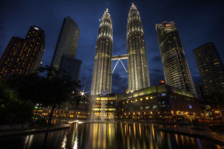 Goodbye Kuala Lumpur! It was a good 9 days