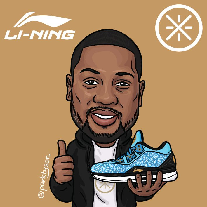 Shoes Wade Dwyane