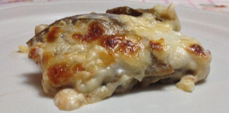https://goo.gl/y9lx3X Buon Mercoledì dall'Olio Pace! Oggi: #Parmigiana bianca di #melanzane con il nostro #Olio Extravergine Biologico @salonedelgusto @gialloblogs @salone del gusto e terra madre @ricettexcucinare @Il giornale del cibo @Ricette per cucinare.com @ricettarioit @CucinaItaliana @gialloblogs