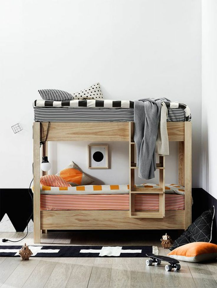 bilder fr kinderzimmer etagenbett - Hausgemachte Etagenbetten Fr Mdchen