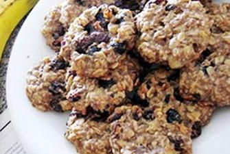 Healthy Banana Cookies Recipe