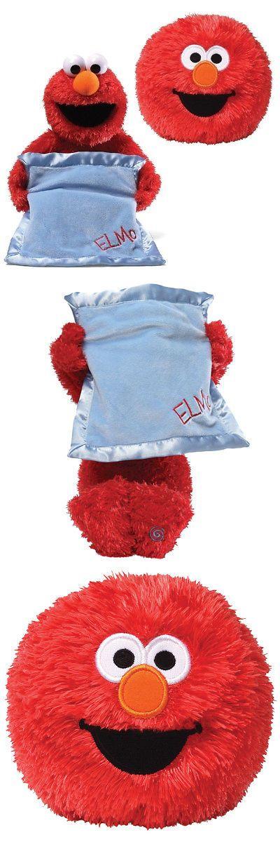 Gund 2598: New Children S Sesame Street Gift Set - Elmo Giggle Ball And Peek-A-Boo Plush -> BUY IT NOW ONLY: $53.97 on eBay!