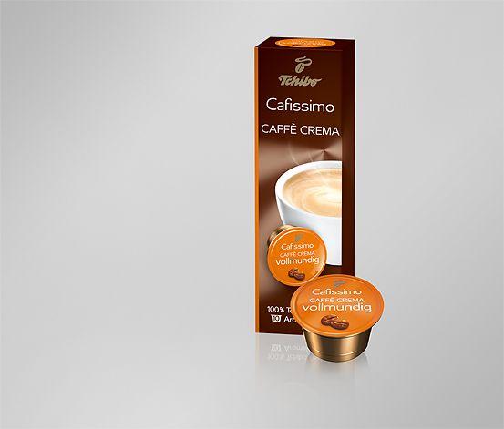 Caffé Crema, plná chuť, 10 kapslí