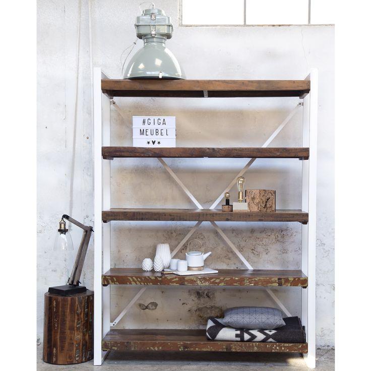 Die besten 25+ Bücherregal massivholz Ideen auf Pinterest - bucherregal aus holz originelles design info new