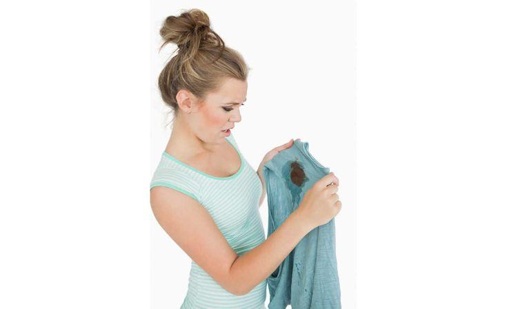 Las 25 mejores ideas sobre quitar manchas de tinta en - Limpiar moho ropa ...