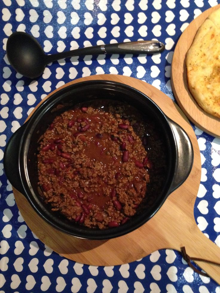Will Torrent for Pampered Chef Recipe done in my kitchen: Chocolate Chilli Con Carne