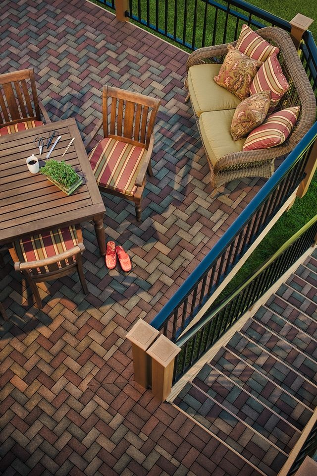 20 Best Images About AZEK Pavers On Pinterest