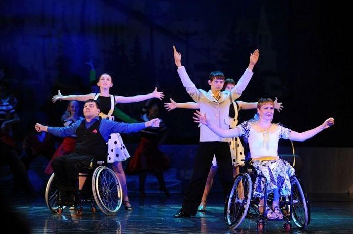 14 апреля состоится интеграционный праздник для детей с ограниченными возможностями здоровья «День в театре»