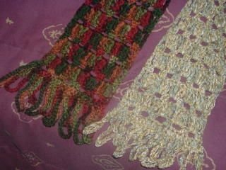 Crochet Stitches With Holes : Key Hole Scarf Crochet Patterns Pinterest