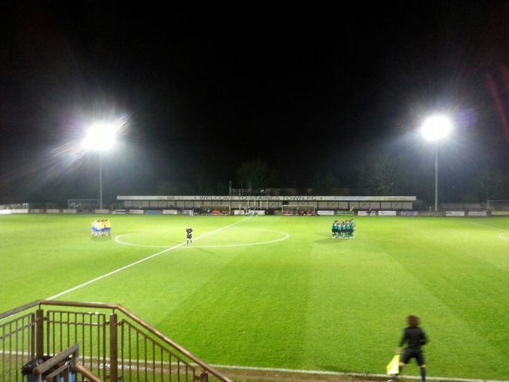 Staines Town v Grays Athletic 15/12/15