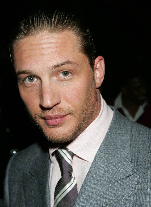 Tom Hardy, lord, he's so pretty. Those lips are to die for! It's a shame you don't get to see his face at all in the Dark Knight Rises, but Lawless is coming soon