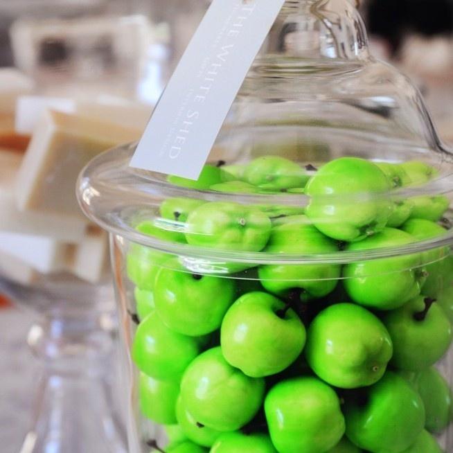 Mini Green Apples- PACK OF 50