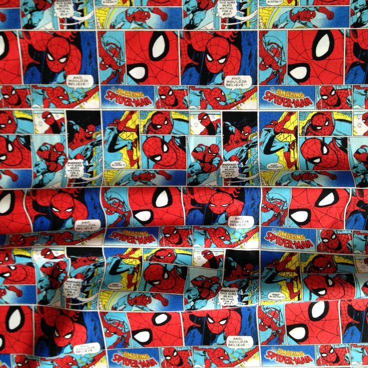 Spiderman in Multi – Fridays Off